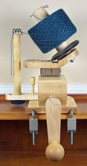 Heavy Duty Ball Winder - Nancy's Knit Knacks, Weaving Accessories, Nancy's Knit Knacks,- Weaving, Thread Collective, Brisbane, Australia