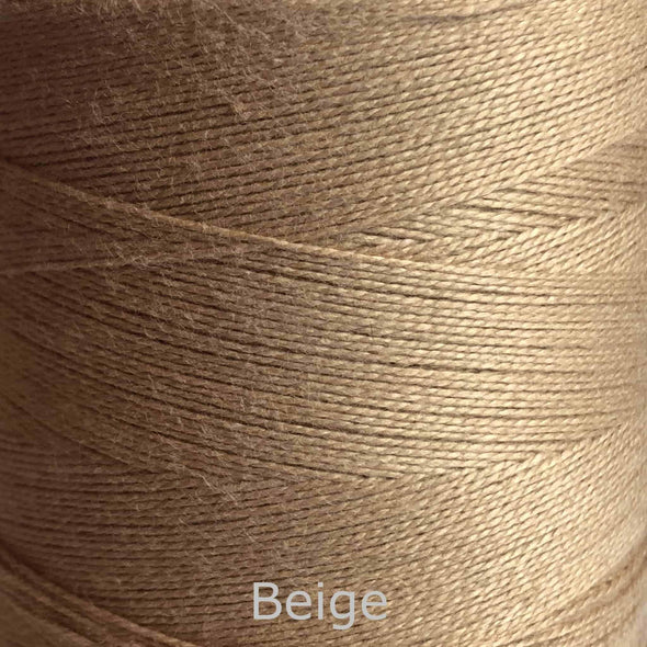 16/2 cotton weaving yarn beige