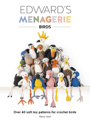 Book-Edward's-Menagerie-BIRDS