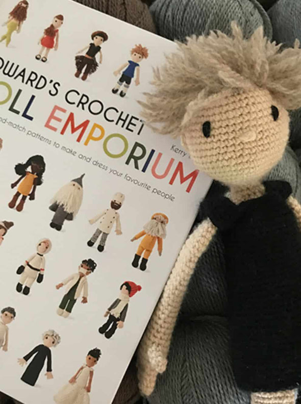 Edward's Menagerie: DOLL Emporium by Kerry Lord