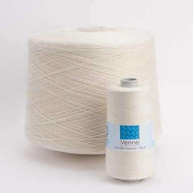 16/2 Cotton for weaving  - Venne