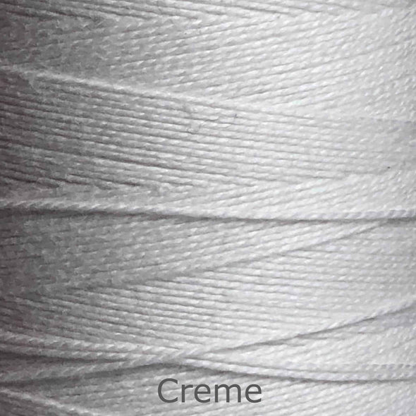 16/2 cotton weaving yarn creme