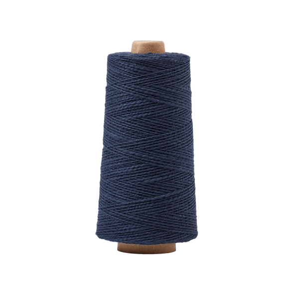GIST Yarn Mallo Cotton Slub Weaving Yarn Eclipse
