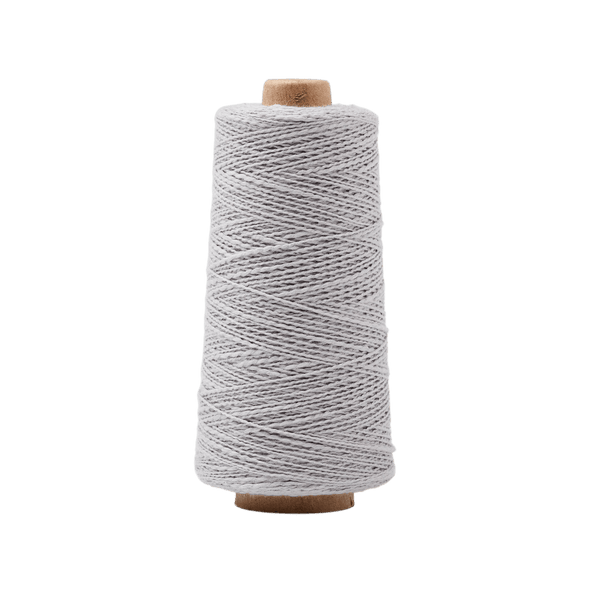 GIST Yarn Mallo Cotton Slub Weaving Yarn Steel