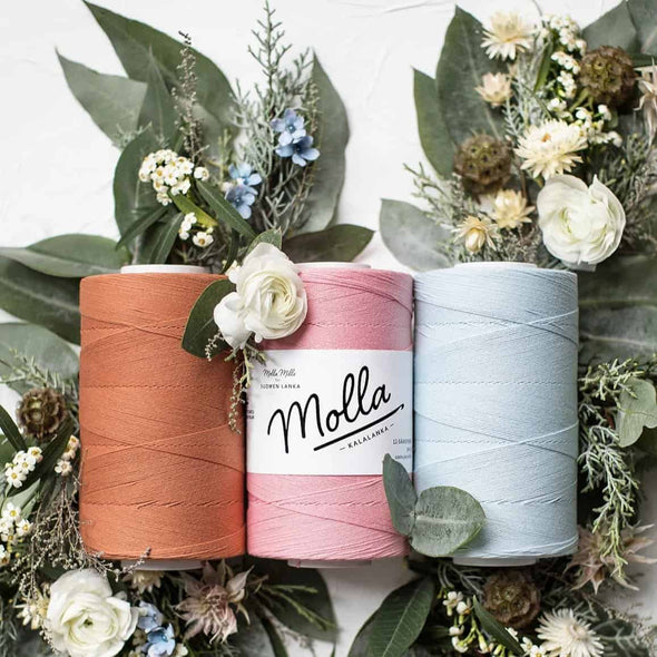 Cotton Twine 12 Ply - Warping Yarn | Molla