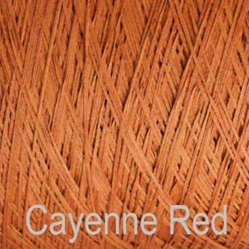ITO-Gima-8.5-cotton-yarn-Cayenne-Red