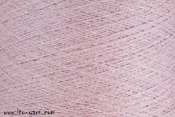 ITO Kinu 100% Silk Noil knitting Yarn, cherry-blossom