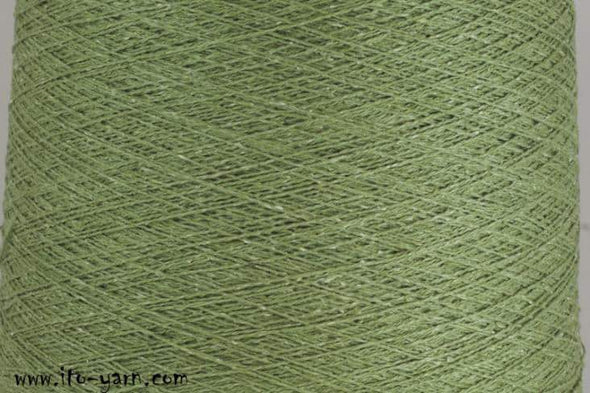 ITO Kinu 100% Silk Noil Yarn Grass