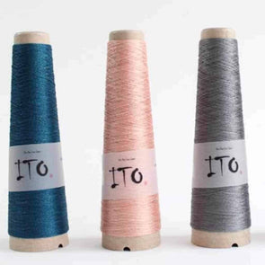 ITO Tetsu Stainless Steel Art Yarn
