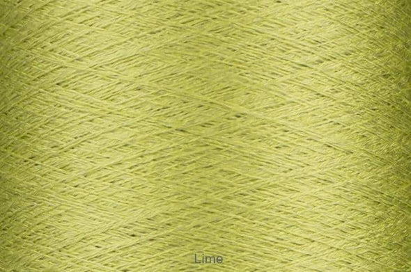 ITO Tetsu Stainless Steel Yarn Lime 193