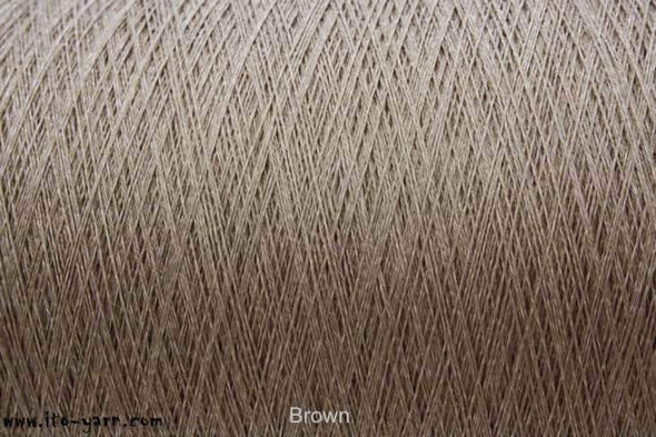 ITO Tetsu Stainless Steel Yarn Brown 175