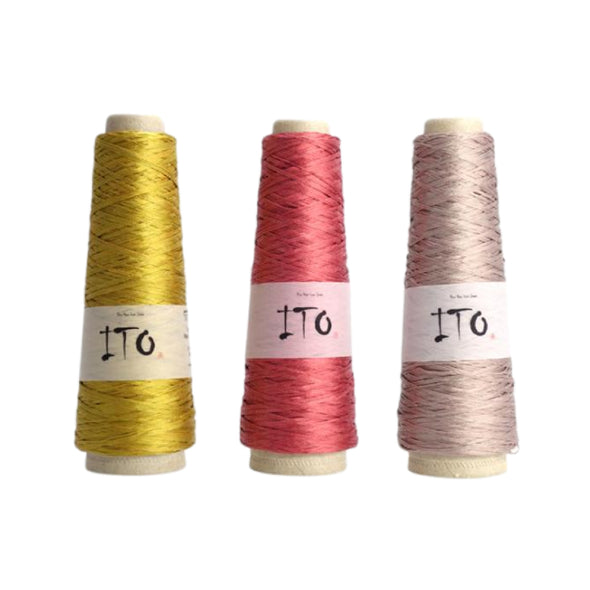 Serishin Silk Yarn | ITO Yarns