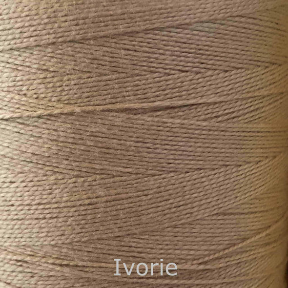 16/2 cotton weaving yarn ivorie