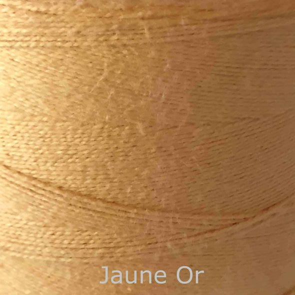 16/2 cotton weaving yarn jaune or