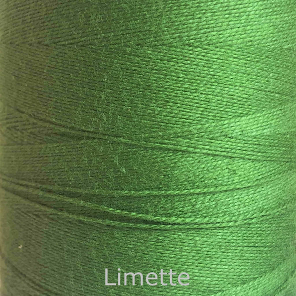 16/2 cotton weaving yarn limette