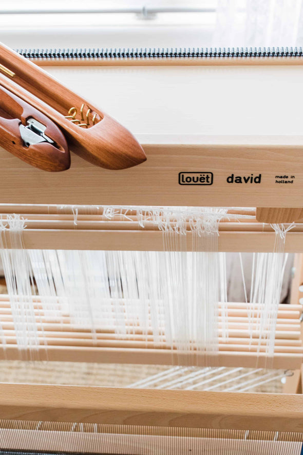 Lou 235 T David 8 Shaft Weaving Floor Loom Available