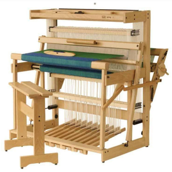 Louët Spring floor weaving loom, Weaving Loom, Louët,- Weaving, Thread Collective, Brisbane, Australia