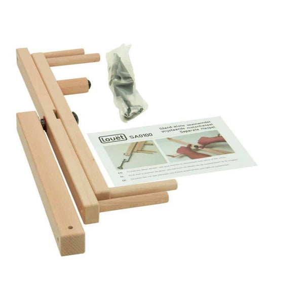 Louet Skein Winder folded - Thread Collective