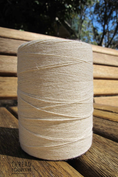 Maurice Brassard 100% Cotton 8/4 yarn, Yarn, Maurice Brassard,- Weaving, Thread Collective, Brisbane, Australia