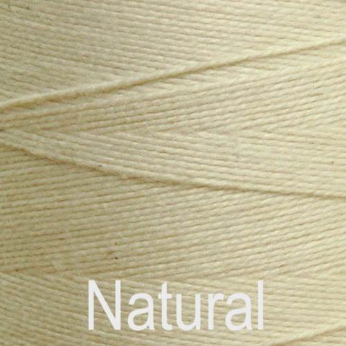 Maurice Brassard Cotton Weaving Yarn Ne 8/2 Natural 100