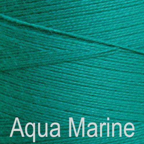 Maurice Brassard Cotton Weaving Yarn Ne 8/2 Aqua Marine 5206