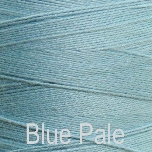 Maurice Brassard Cotton Weaving Yarn Ne 8/2 Blue Pale 756