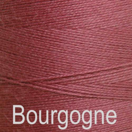 Maurice Brassard Cotton Weaving Yarn Ne 8/2 Bourgogne 1770
