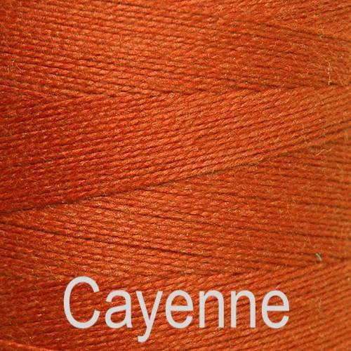 Maurice Brassard Cotton Weaving Yarn Ne 8/2 Cayenne 1316