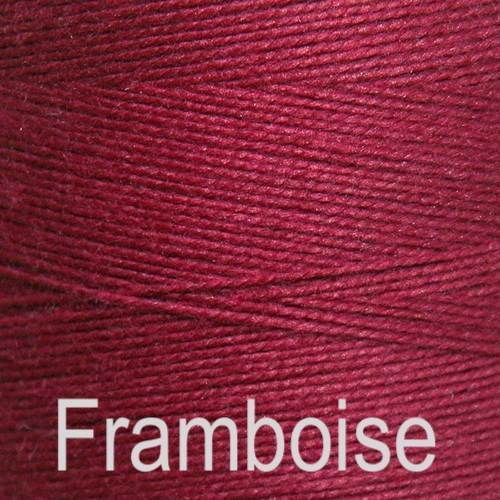 Maurice Brassard Cotton Weaving Yarn Ne 8/2 Framboise 5193