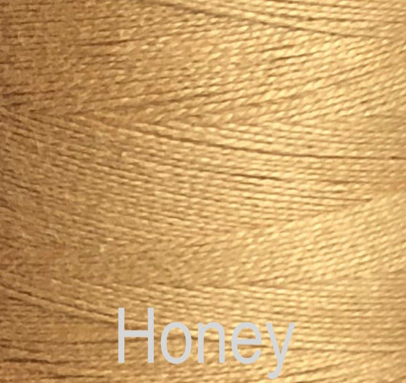 Maurice Brassard Cotton Weaving Yarn Ne 8/2 Honey 5212