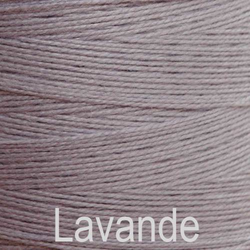 Maurice Brassard Cotton Weaving Yarn Ne 8/2 Lavande 1410