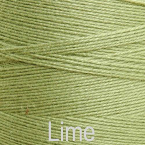 Maurice Brassard Cotton Weaving Yarn Ne 8/2 Lime 5139