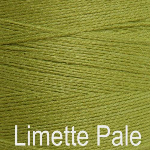 Maurice Brassard Cotton Weaving Yarn Ne 8/2 Limette Pale 4269