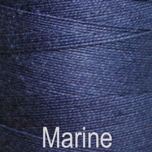 Maurice Brassard Cotton Weaving Yarn Ne 8/2 Marine 1425