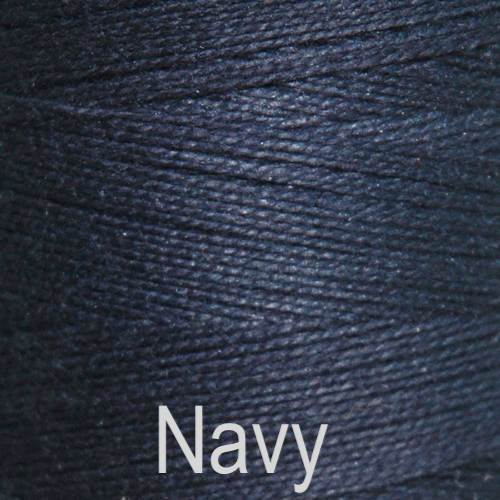 Maurice Brassard Cotton Weaving Yarn Ne 8/2 Navy 5981
