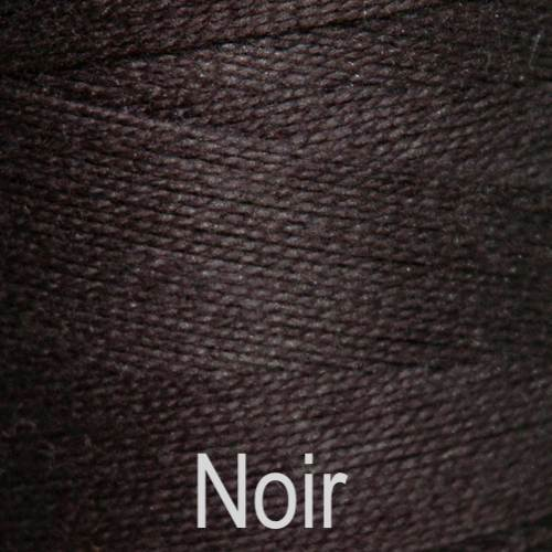 Maurice Brassard Cotton Weaving Yarn Ne 8/2 Noir 83