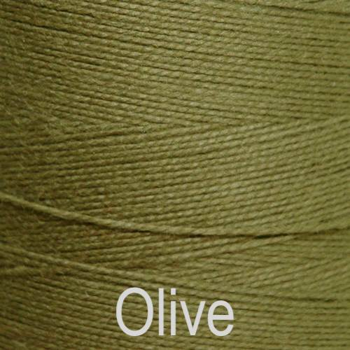 Maurice Brassard Cotton Weaving Yarn Ne 8/2 Olive 1244