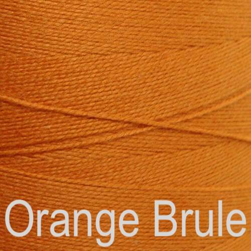 Maurice Brassard Cotton Weaving Yarn Ne 8/2 Orange Brulee 8265