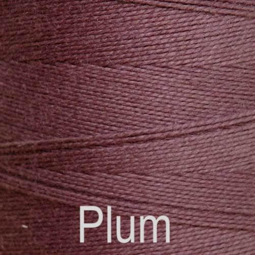 Maurice Brassard Cotton Weaving Yarn Ne 8/2 Plum 1732