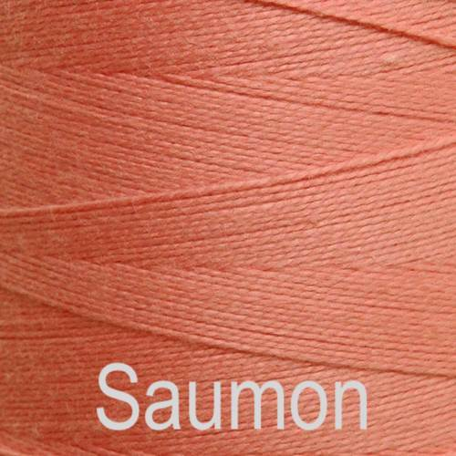 Maurice Brassard Cotton Weaving Yarn Ne 8/2 Saumon 1317