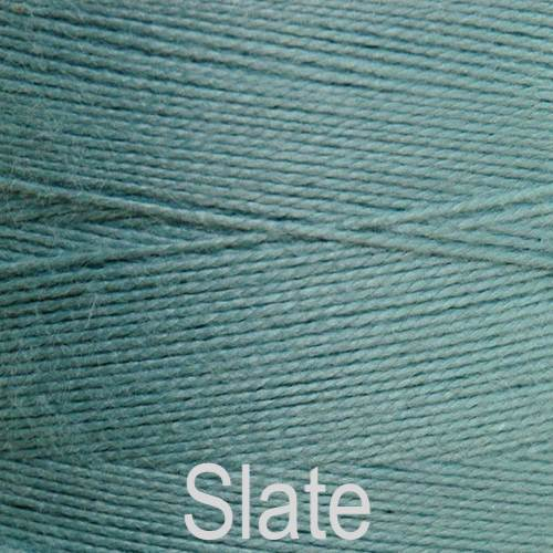 Maurice Brassard Cotton Weaving Yarn Ne 8/2 Slate 112
