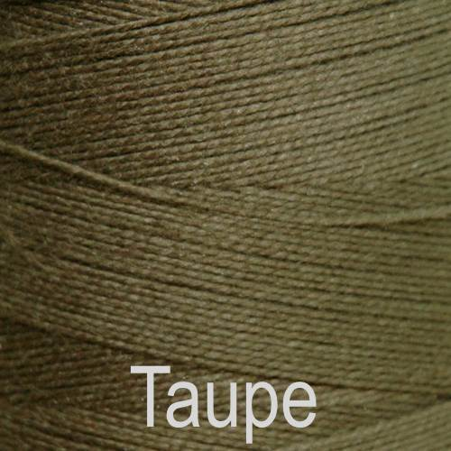 Maurice Brassard Cotton Weaving Yarn Ne 8/2 Taupe 3044