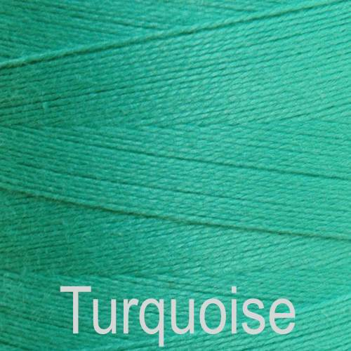 Maurice Brassard Cotton Weaving Yarn Ne 8/2 Turquoise 1510