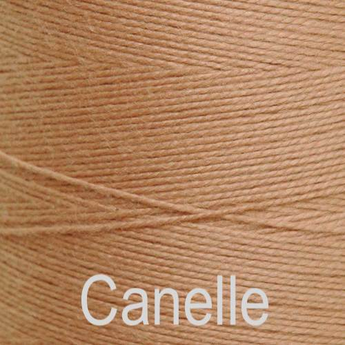 Maurice Brassard Cotton Weaving Yarn Ne 8/2 Cannelle 1183