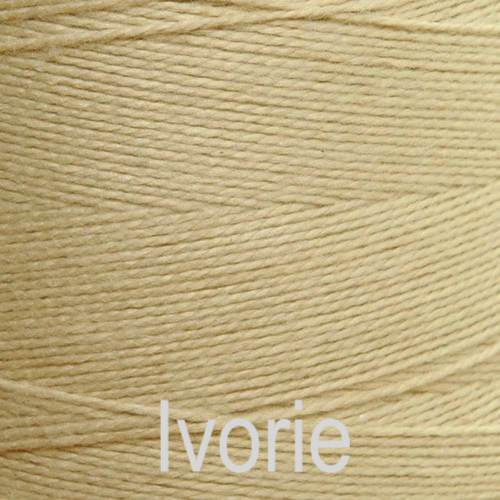 Maurice Brassard Cotton Weaving Yarn Ne 8/2 Ivorie 1451