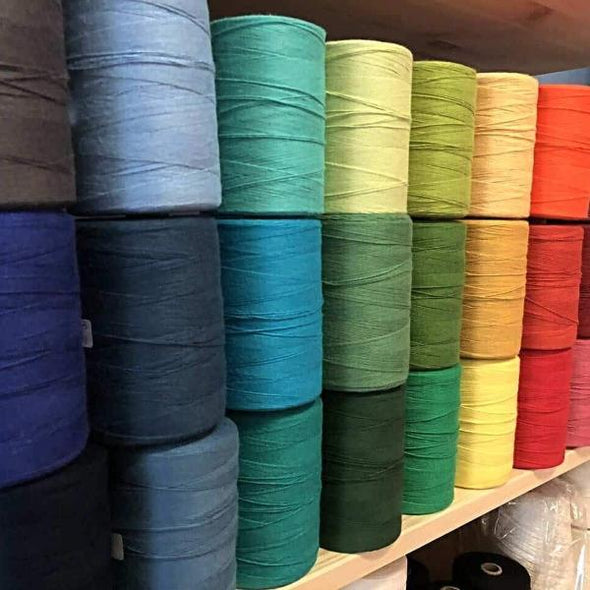 Maurice Brassard 100% Cotton 8/2 yarn, Yarn, Maurice Brassard,- Weaving, Thread Collective, Brisbane, Australia