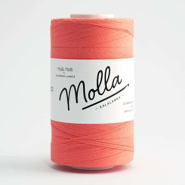 Cotton Twine 18 Ply - Warping Yarn | Molla