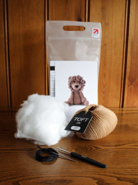 TOFT-Rufus-the-Lion-crochet-kit