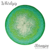 Scheepjes Whirligig Green to Blue
