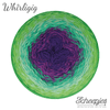Scheepjes Whirligig Green to Purple